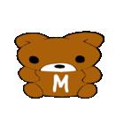 MAXくま(個別スタンプ:1)