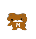 MAXくま(個別スタンプ:7)