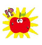 やさしい気づかいリンゴ。(個別スタンプ:11)