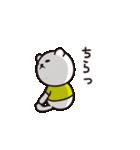 クマ-T(個別スタンプ:20)