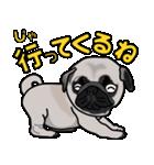 パグっち(個別スタンプ:02)