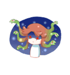 Little Terra(個別スタンプ:37)