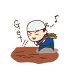 農家の青年(個別スタンプ:28)