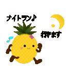 パインちゃんのスマイル&ラン生活(個別スタンプ:23)