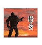兵(つはもの)くん リベンジ(個別スタンプ:05)