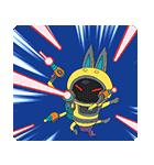 妖怪ウォッチ アニメスタンプ2(個別スタンプ:04)