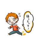 方言男子(個別スタンプ:21)