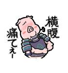 PIG将軍(個別スタンプ:30)