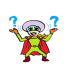 ※シュールなアイマスク探偵※(個別スタンプ:28)