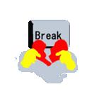 キーボード ゴーストスタンプ(個別スタンプ:07)