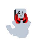 キーボード ゴーストスタンプ(個別スタンプ:20)