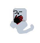 キーボード ゴーストスタンプ(個別スタンプ:34)