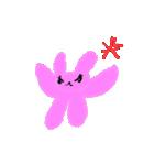 なまけものうさぎのミキちゃん(個別スタンプ:05)