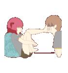 Weirdo Couple(個別スタンプ:04)