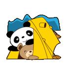 ぱんだ!パンダ&くま夏山登山