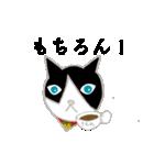 飼いネコさん(個別スタンプ:11)