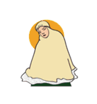 Pretty Hijab(個別スタンプ:28)