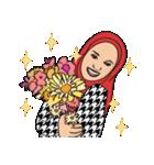Pretty Hijab(個別スタンプ:31)