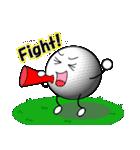 めっちゃ使えるGolfスタンプゴルフに夢中2(個別スタンプ:25)