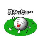 めっちゃ使えるGolfスタンプゴルフに夢中2(個別スタンプ:38)
