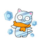 猫のレイちゃん 「季節のイベント」セット(個別スタンプ:07)