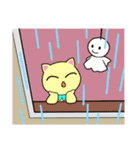猫のレイちゃん 「季節のイベント」セット(個別スタンプ:19)