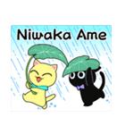 猫のレイちゃん 「季節のイベント」セット(個別スタンプ:25)