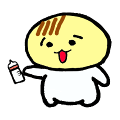 RENちゃんスタンプ