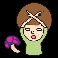 キノコノコ 〜毒舌マッシュボーイ〜
