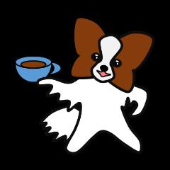 パピヨン犬友さん