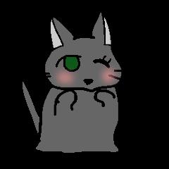 ロシ猫さんウーマン