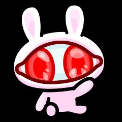 ふたつ目ウサギ