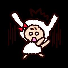 ちょんまげガール