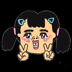 アユちゃん2