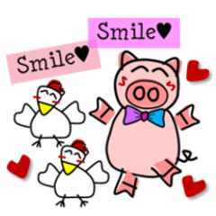 smile♥smile♥ (日本語版)