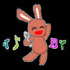 愛·癒しのウサギ2