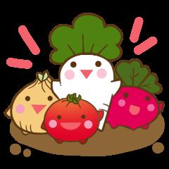 お野菜主婦