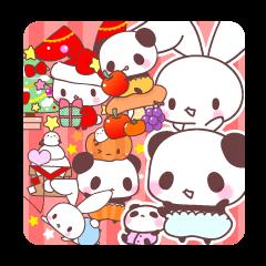 ちみうさぎパンダ・季節の行事イベント編