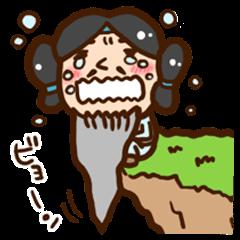 宮崎神話スタンプ