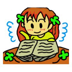 クローバーの妖精 ユッピ