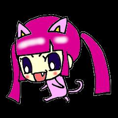 ネコのレイナ