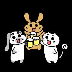 うーちゃんの大学生活スタンプ~2限目~