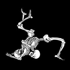 骨のスタンプ2