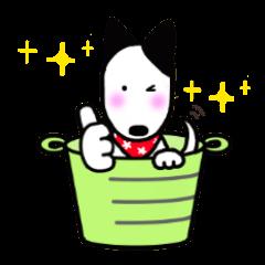 バケツ犬ケル2