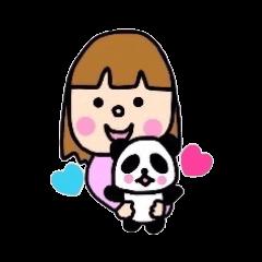 Girl&Panda~Part2~