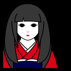 お菊ちゃん