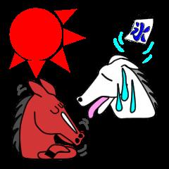 JIN-JIN の馬 ライフ