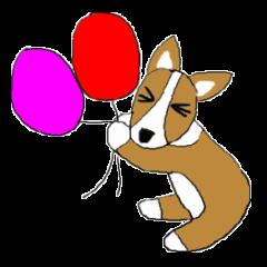 愛·癒しのコーギー犬2