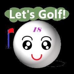 Mr.Golf ゴルボ18