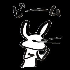 85%ダルいウサギ